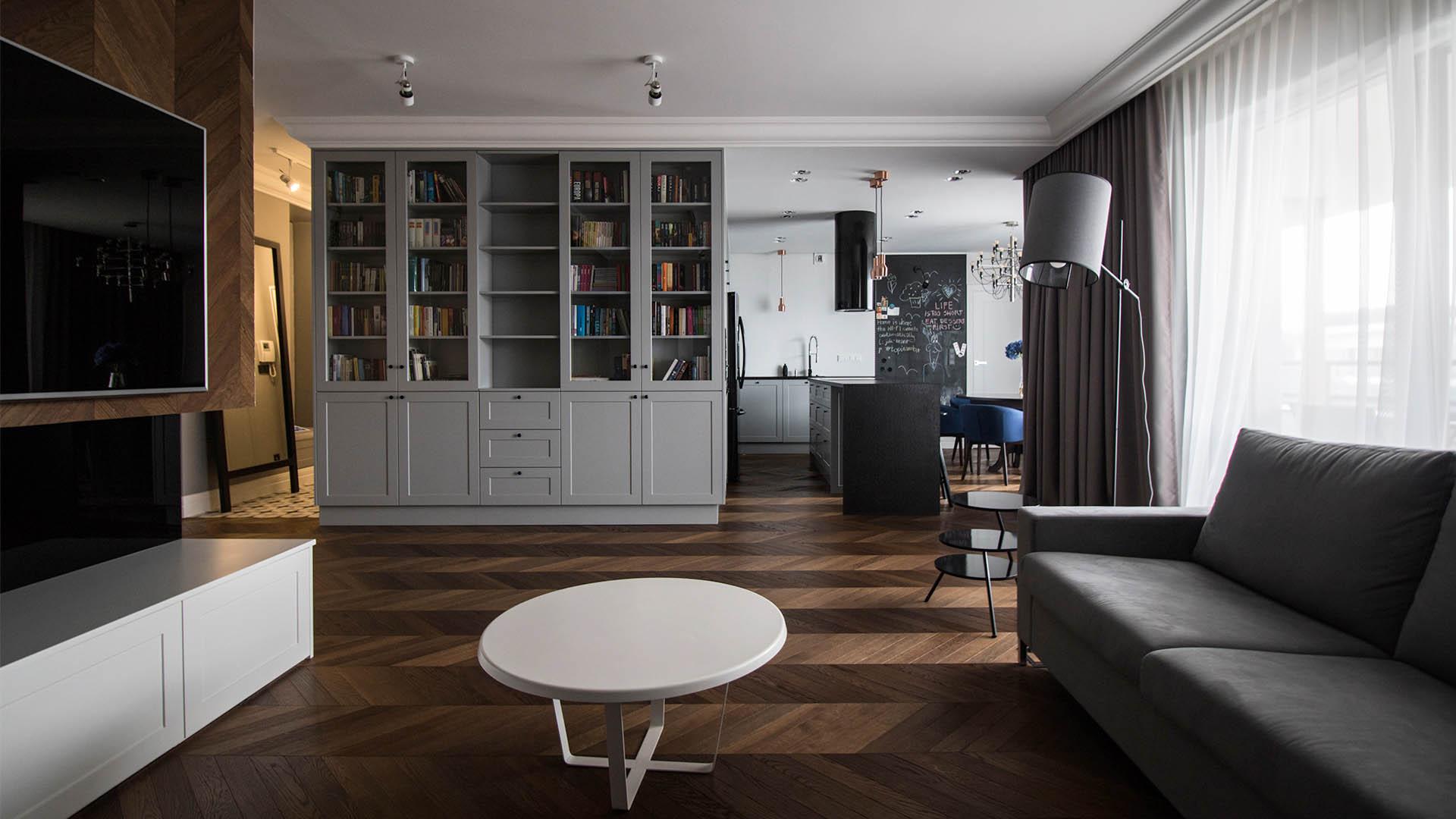 TK Architekci Projekt Wnętrz Warszawa